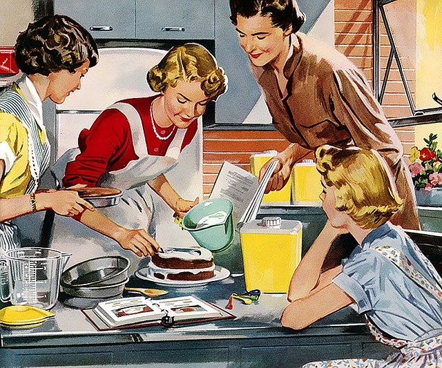 Vintage Pyrex Is A Feminist Issue.