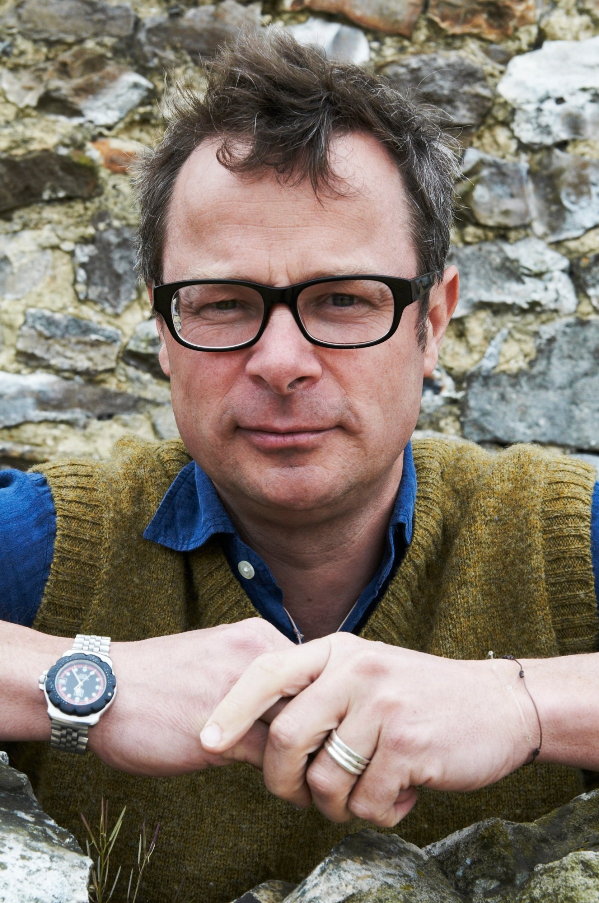 Talking Pyrex With Hugh Fearnley-Whittingstall